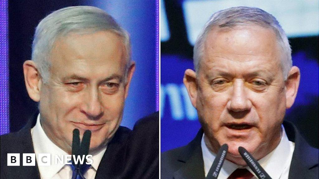 Israeli elections: Netanyahu and Gantz take 'significant step' towards deal