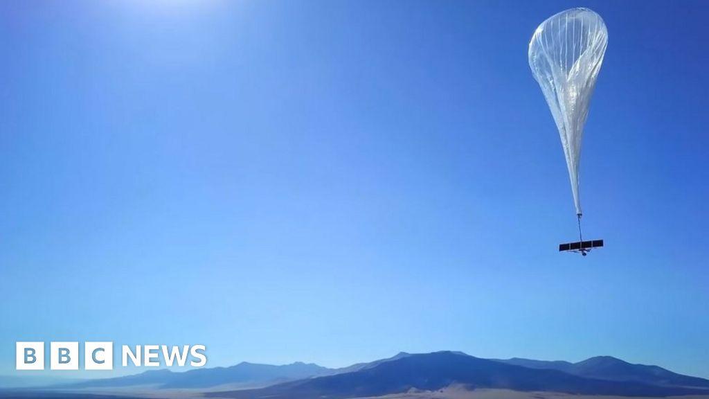 4G internet balloons take off over Kenya
