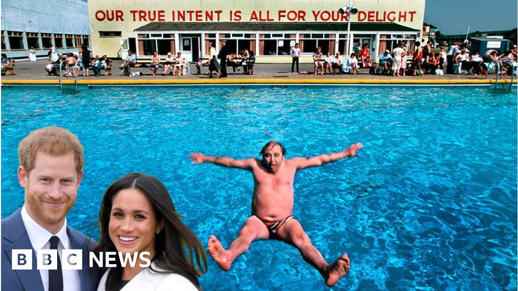 9f3d17b23 What could Harry and Meghan expect at Butlin s  By Bethan Bell BBC News