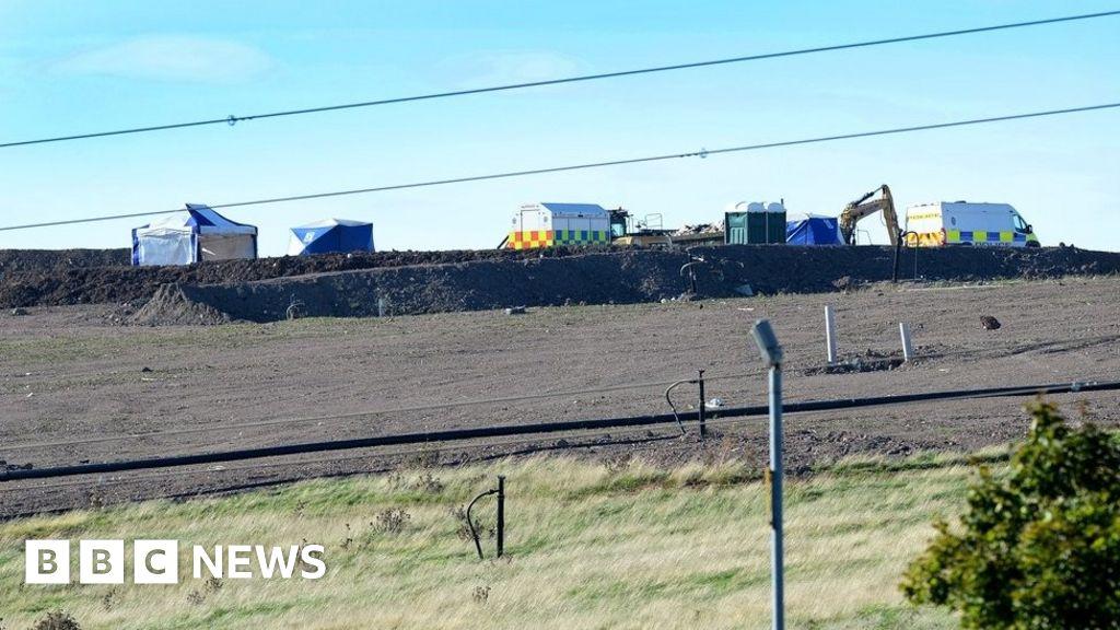 Police search landfill in 'death' probe