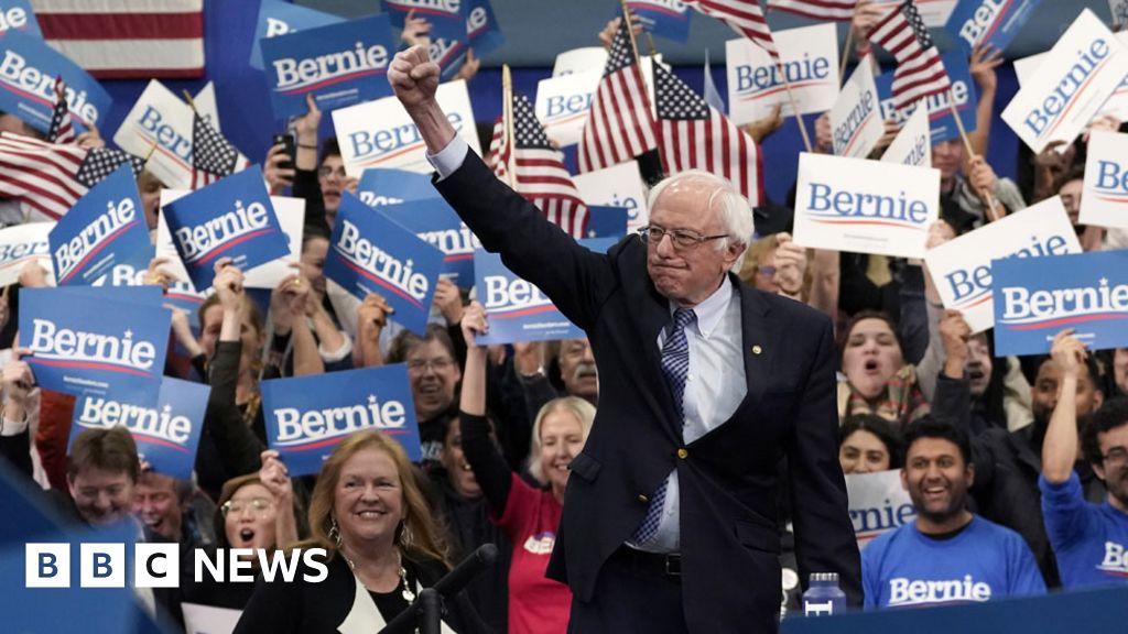 New Hampshire primary: Bernie Sanders narrowly beats Pete Buttigieg