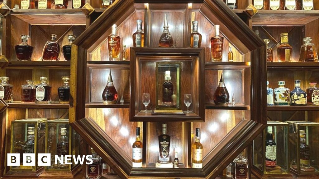 World's most valuable whisky collection revealed thumbnail