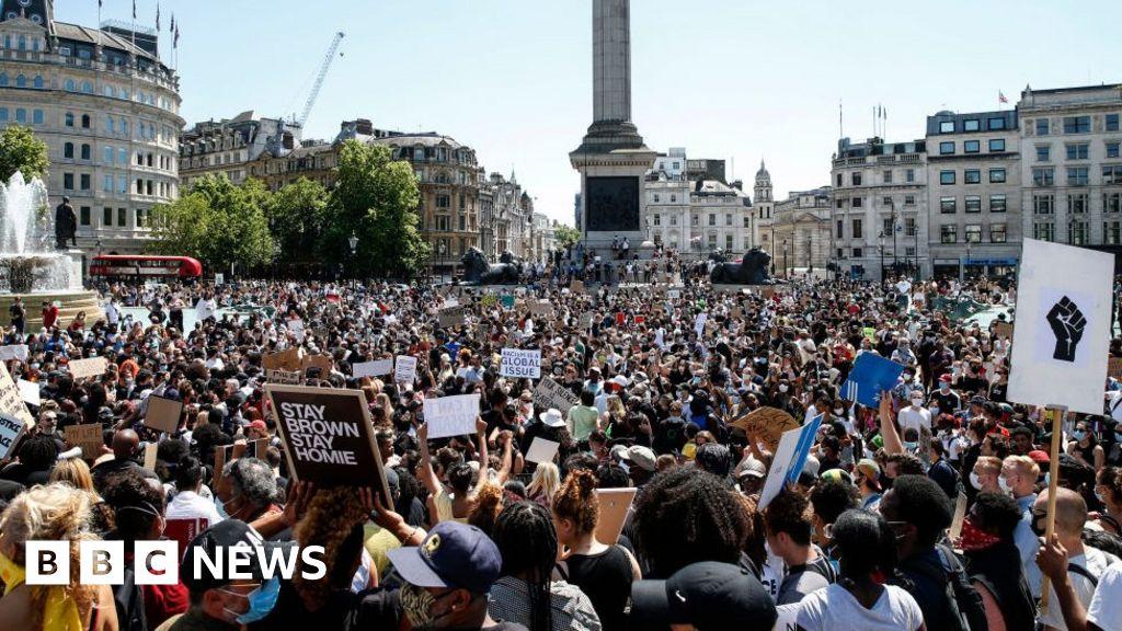 George Floyd: Five factors behind the UK Black Lives matter protests