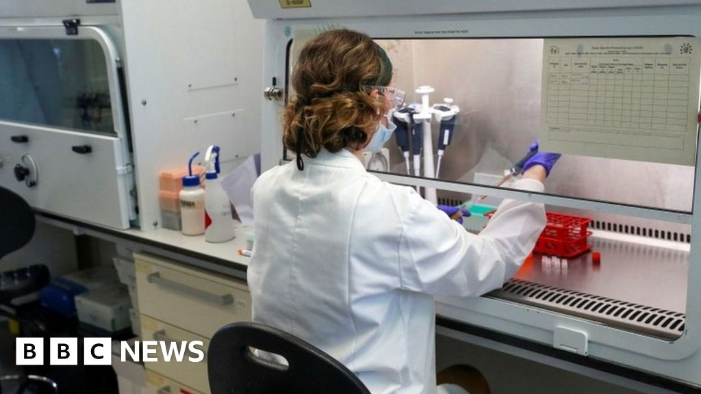 Oxford vaccine trial paused as participant falls ill