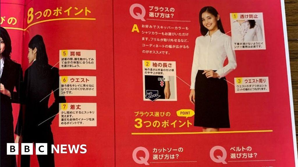 Shukatsu sexism: The Japanese jobseekers fighting discrimination