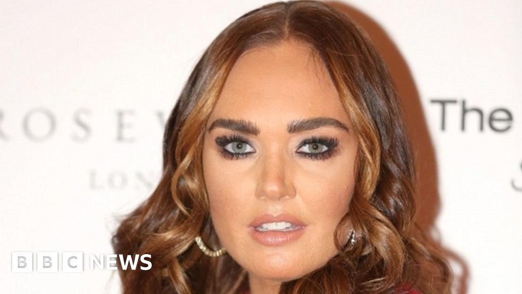 Tamara Ecclestone burglary: Two men charged