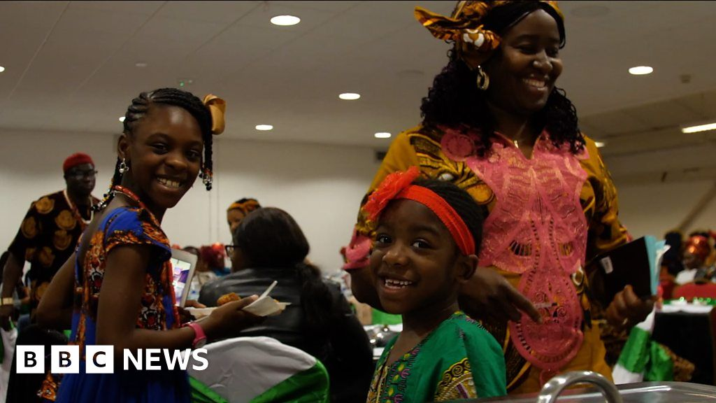 Igbo community in Liverpool: 'Like a home from home'