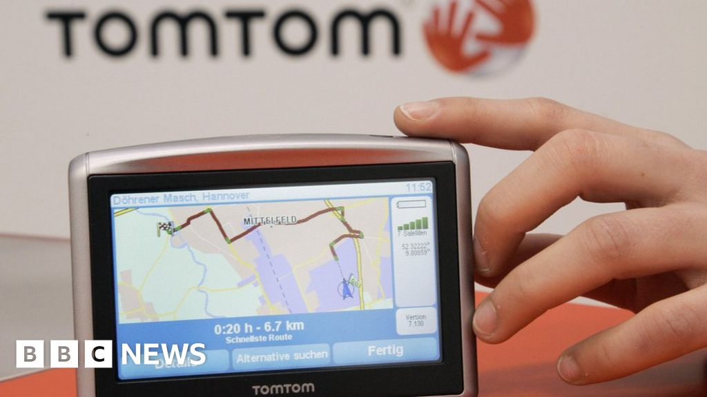 Bbc News Update: TomTom Ditches Map Updates For Some Sat-navs