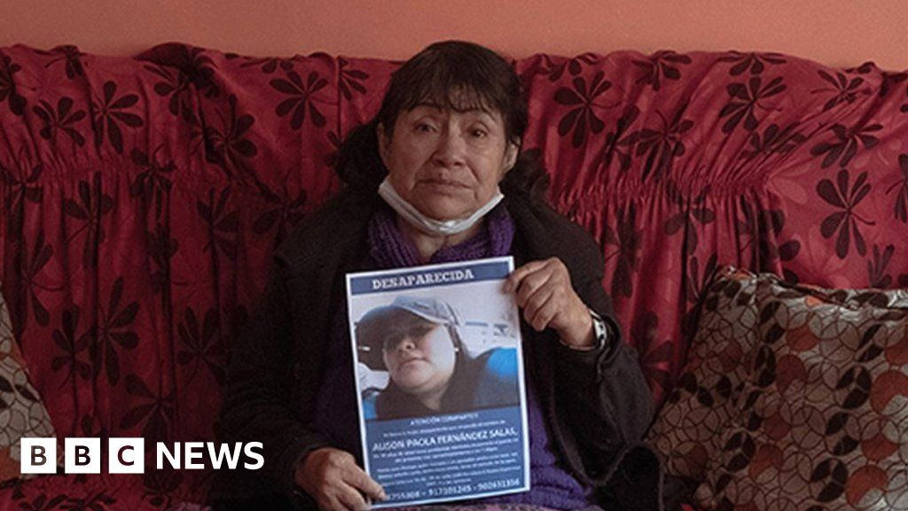 'Not just numbers': The women disappearing in Peru