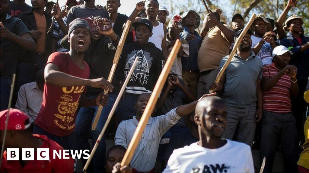 South Africa's xenophobic attacks: Why migrants won't be deterred