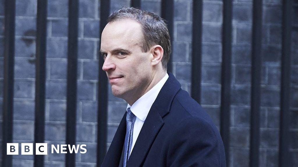 Raab replaces Davis as Brexit Secretary
