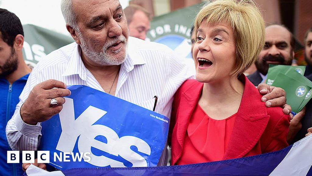 Scottish independence referendum: What happened in 2014?