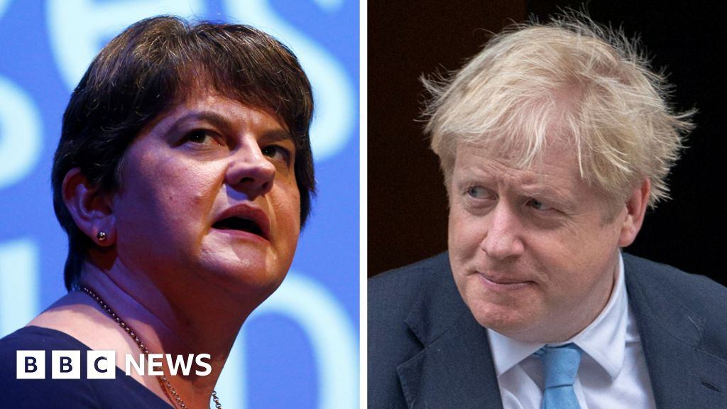 """Brexit: DUP rejects deal """"state of things"""", as the PM, the head of the EU summit"""