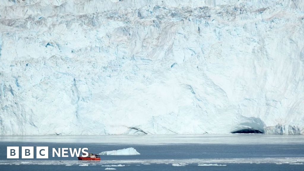As the ice melts, Greenland sees its future