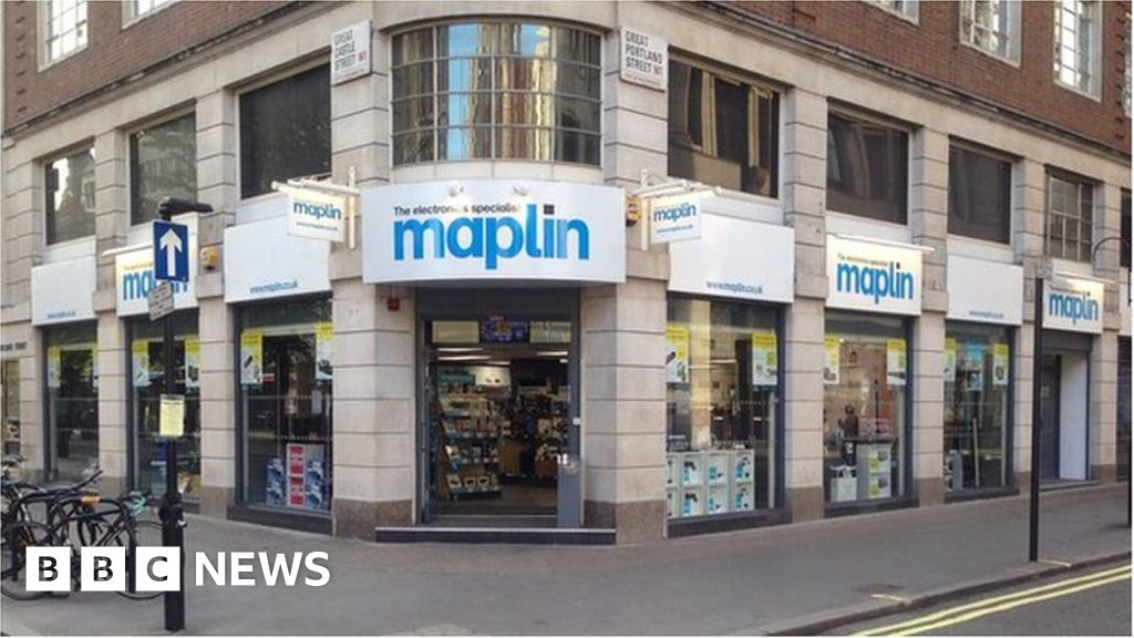 Maplin in talks with potential buyers