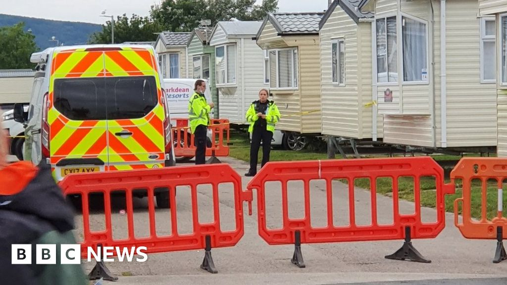 Abergele holiday park incident: Man held as girl, 15, dies