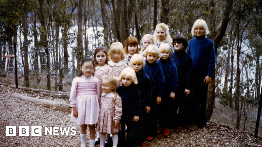 The Family: 'Raised in a doomsday cult, I entered the real world at 15'