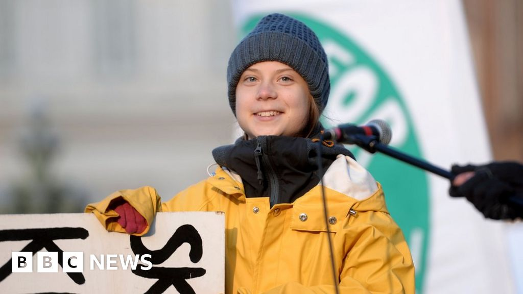 Greta Thunberg apologises for 'put leaders against the wall' comment