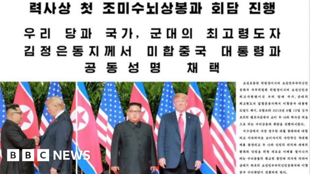 Why North Koreans were last to learn of Trump-Kim summit