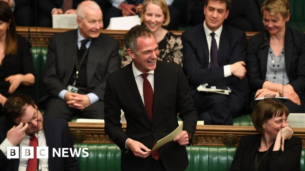 Peter Kyle: MP with dyslexia hits back at  spelling police
