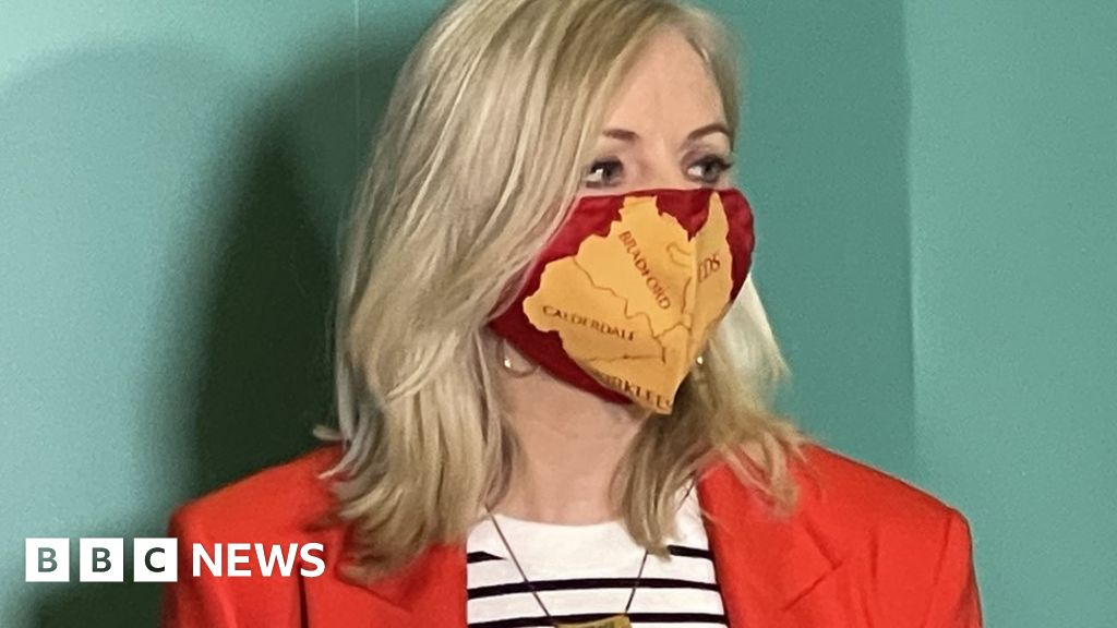 Election results 2021: Tracy Brabin elected West Yorkshire mayor