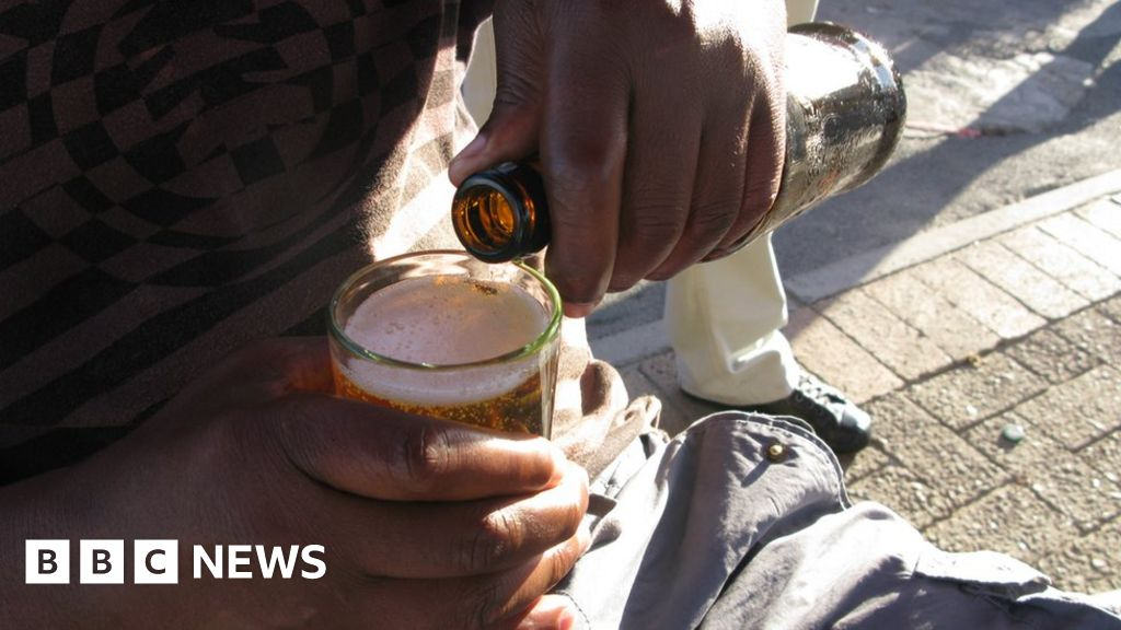Coronavirus and South Africa's toxic relationship with alcohol - BBC News