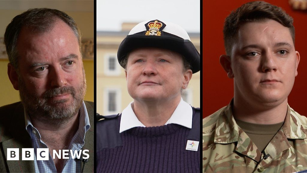 LGBT armed forces ban: 'How far we've come'
