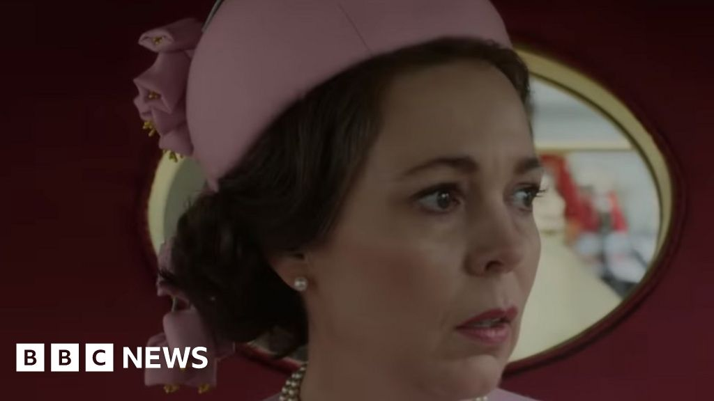 The Crown 3 trailer: Olivia Colman s Queen faces a crisis of confidence