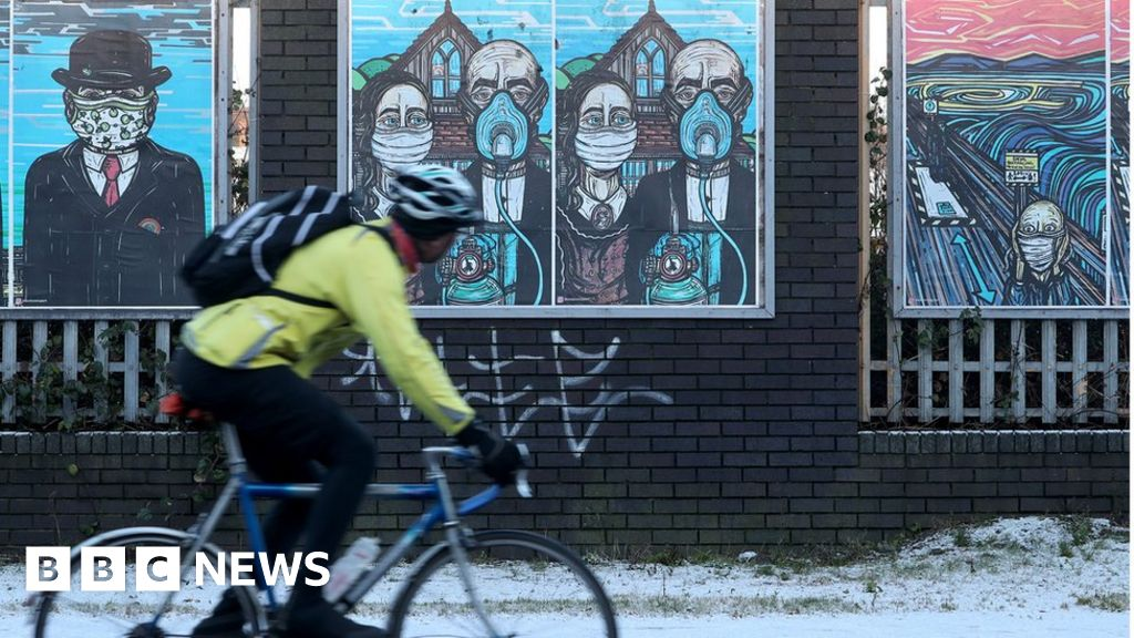 Scotland's 'stay at home' order comes into force