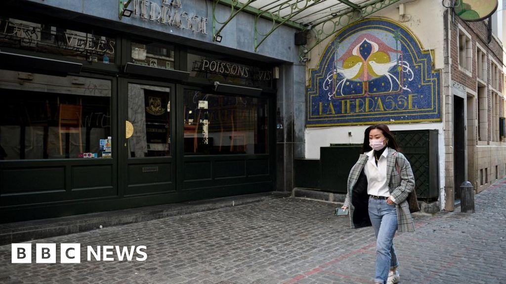 Coronavirus: Belgium facing 'tsunami' of new infections