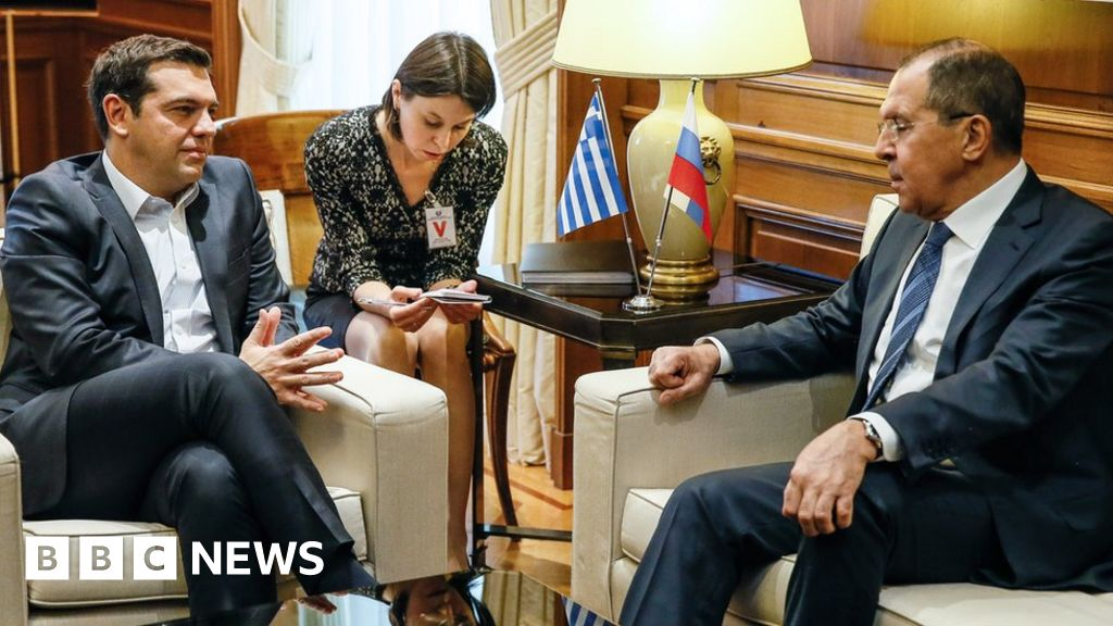 Greece 'expels Russian diplomats'