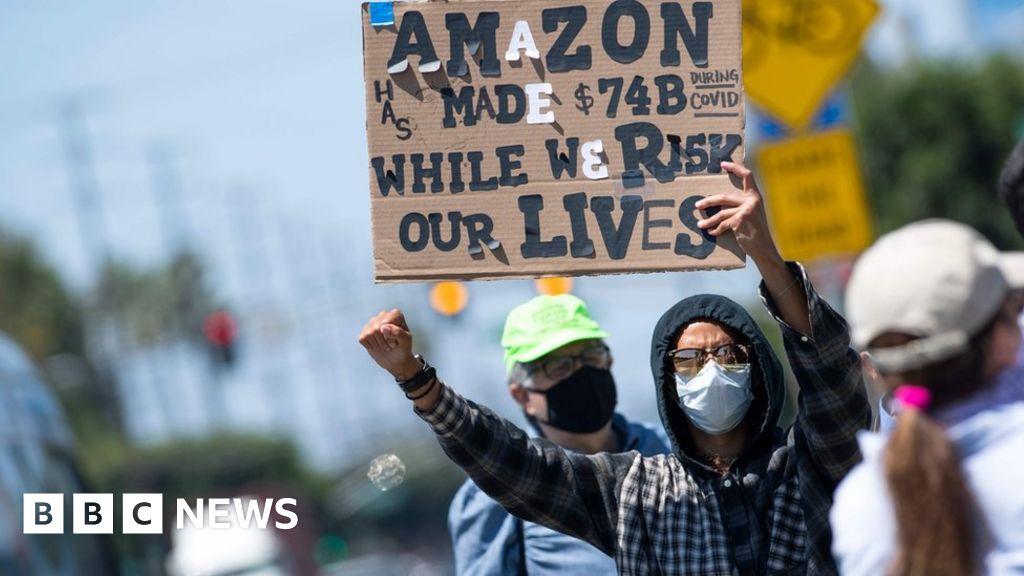Coronavirus: Amazon s vice president terminated in the event of virus redundancies