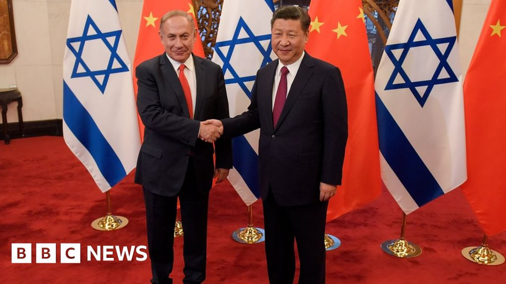 Unlikely partners? China and Israel deepening trade ties