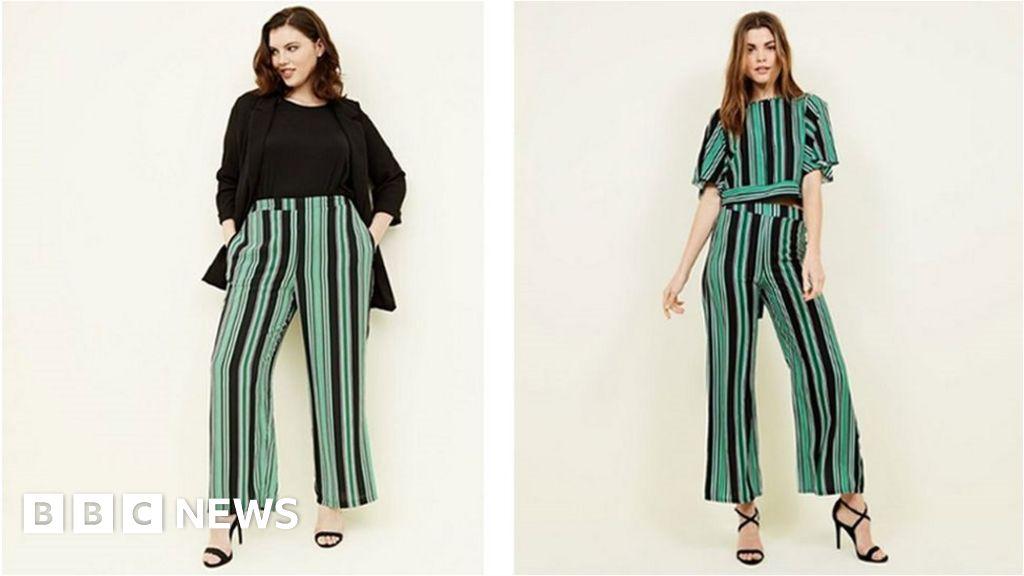 8e026ec0c0b New Look reviews clothing prices amid  fat tax  row - BBC News