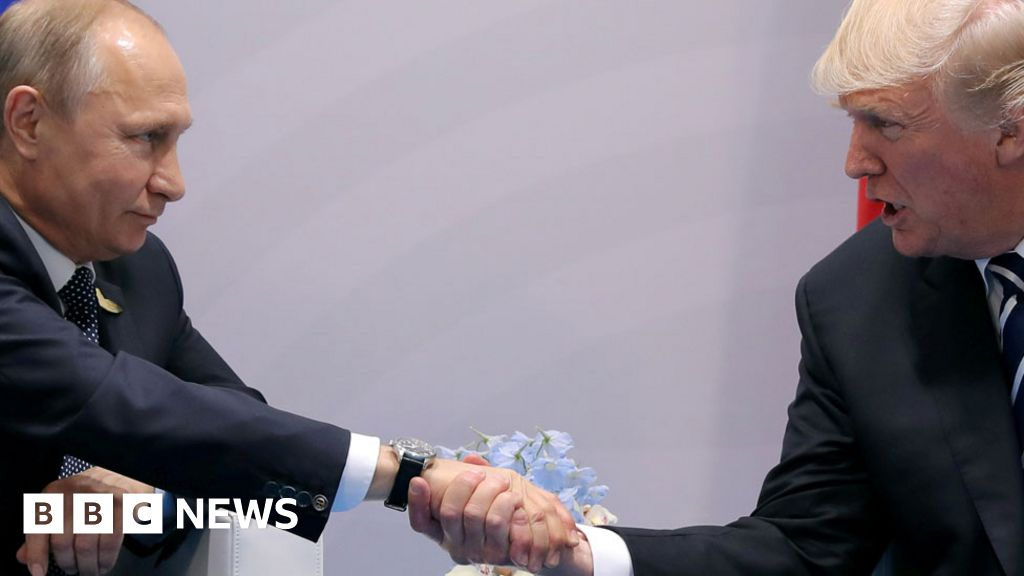 US issues 'Putin list' but avoids sanctions