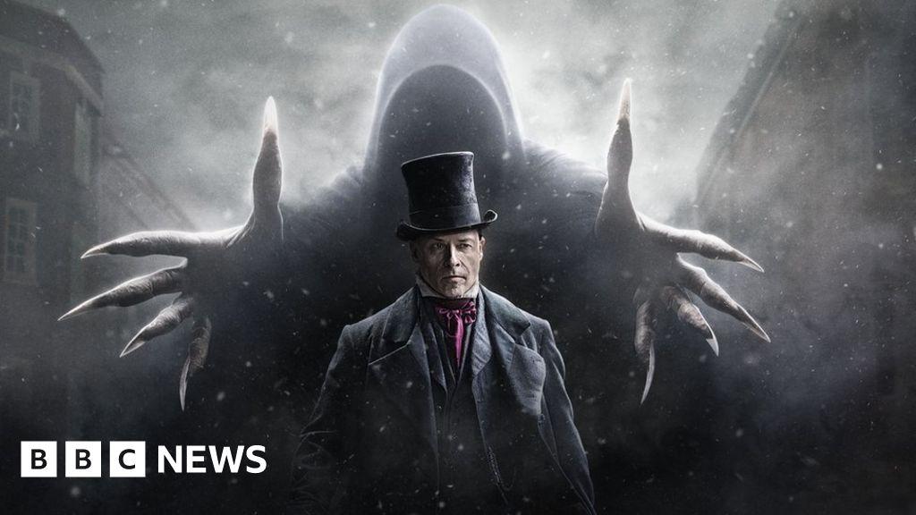 A Christmas Carol 2019: Peaky Blinders meets Charles Dickens