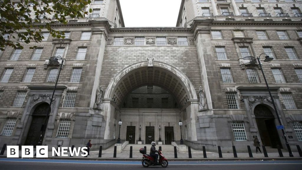 MI5 named UK's most gay-friendly employer after survey - BBC News