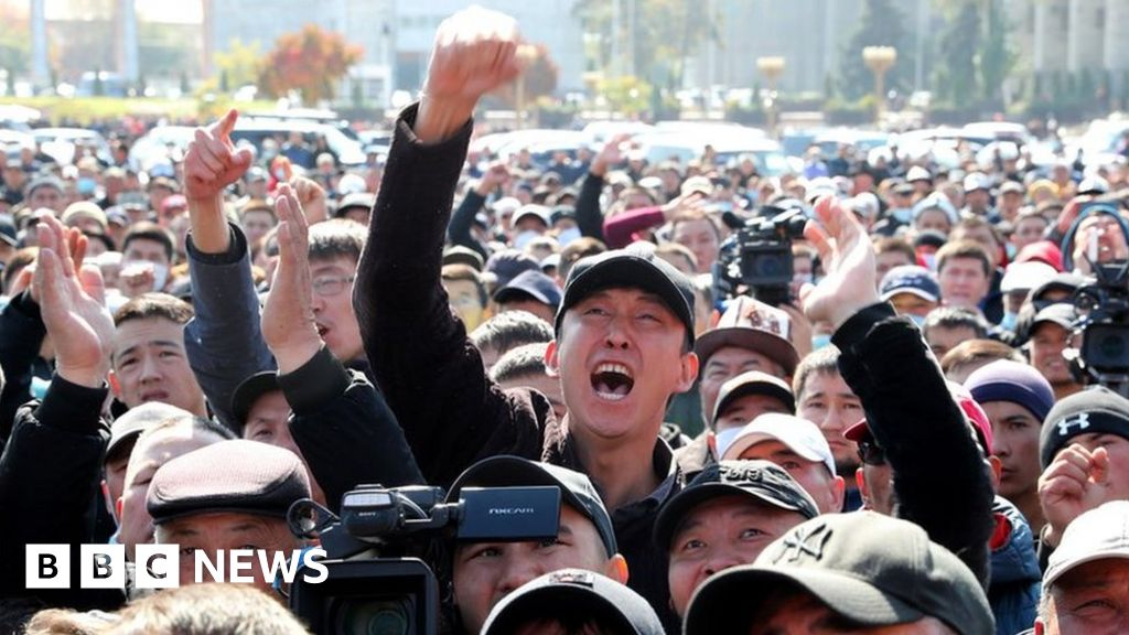 Kyrgyzstan election: Euphoria turns to insecurity as mob rule spreads