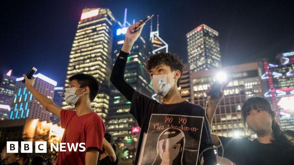 YouTube shuts accounts linked to Hong Kong disinformation