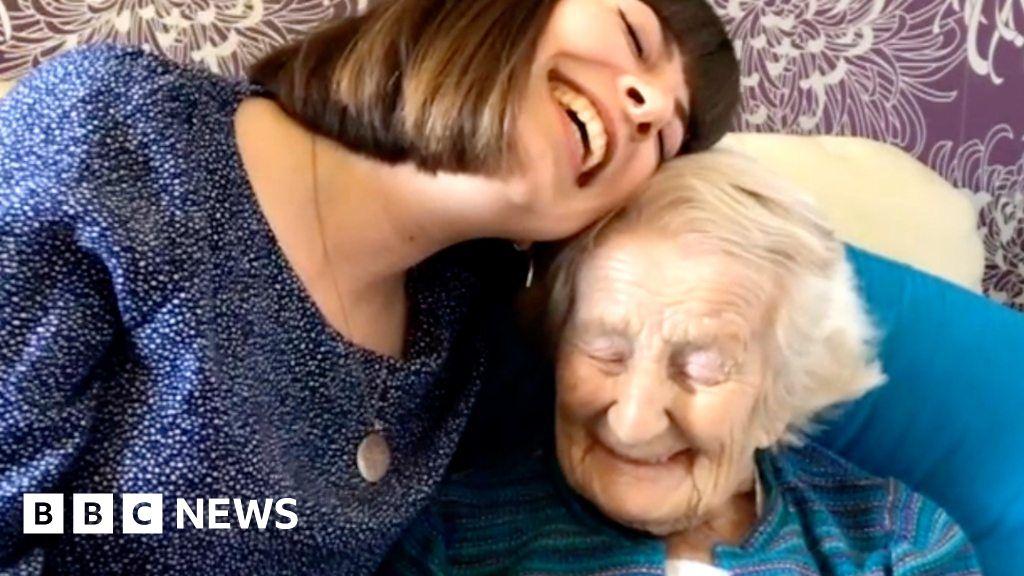 Coronavirus: Hampshire woman, 99, survived Covid-19