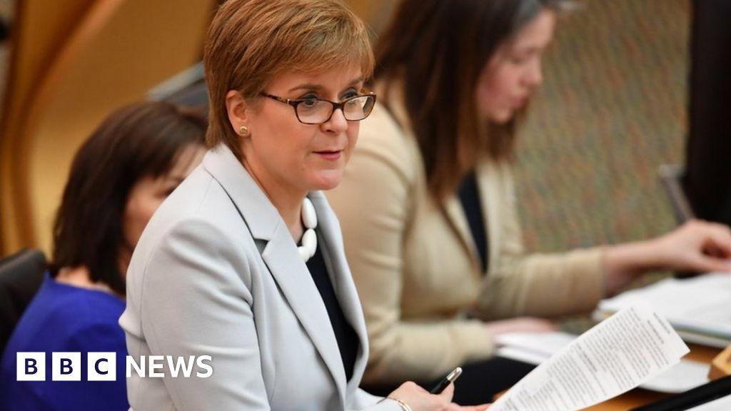 Nicola Sturgeon to outline plans to combat climate change - BBC News