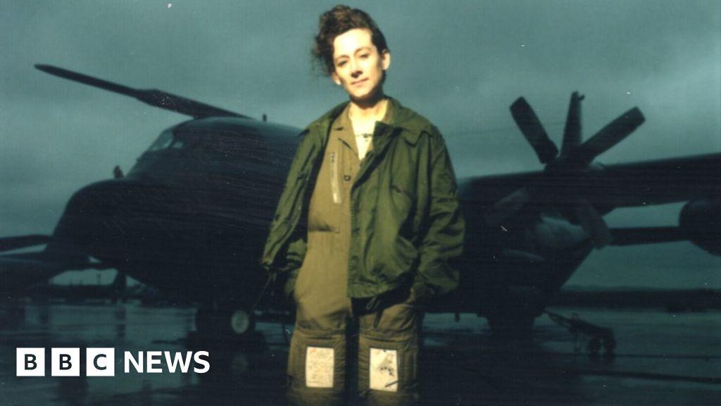 First female RAF pilot recalls trailblazing flight