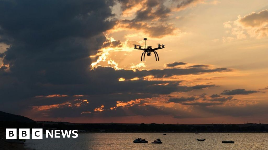 UK Coastguard Plans Drone Rescue Trial in South-west England