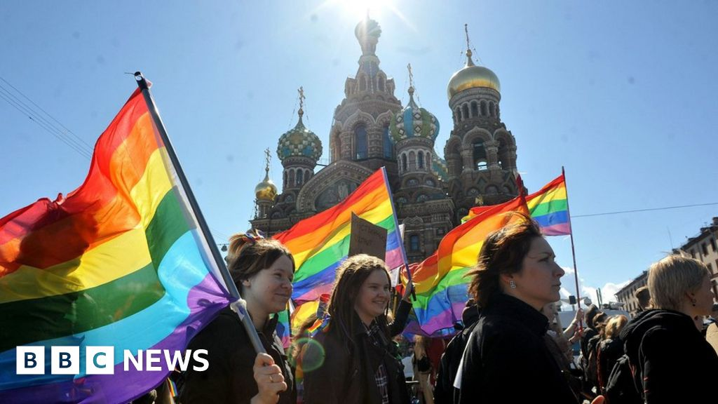 World Cup 2018: 'Safe space' for Russia LGBT football fans shut