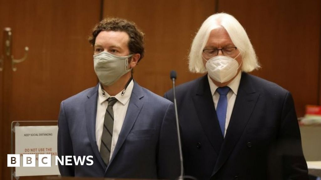 Danny Masterson: That '70s Show star's lawyer denies rape charges in court