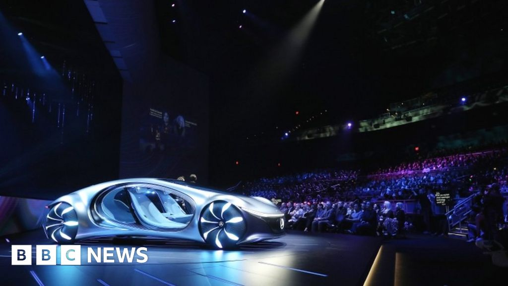 CES 2020: concept cars of the future will be shown in Las Vegas