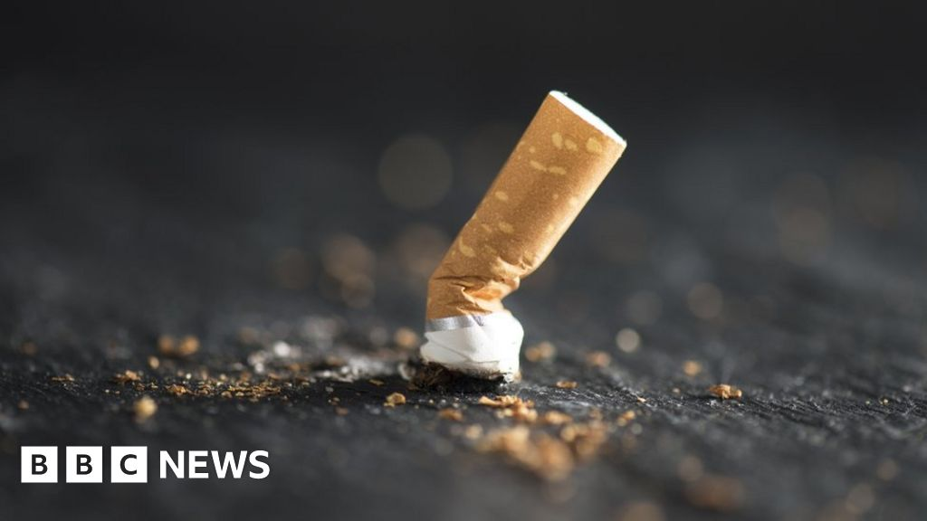 How much does More cigarettes cost in England