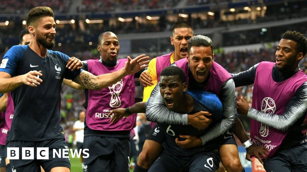'Justice' for multi-racial World Cup winners - BBC.com