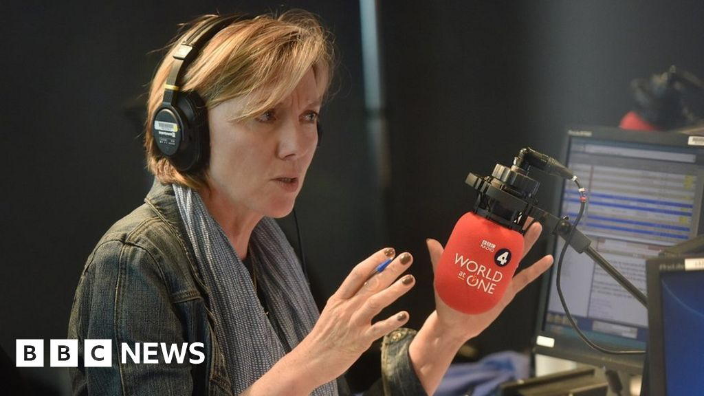 Sarah Montague: Radio presenter confirmed the £400k pay settlement with the BBC