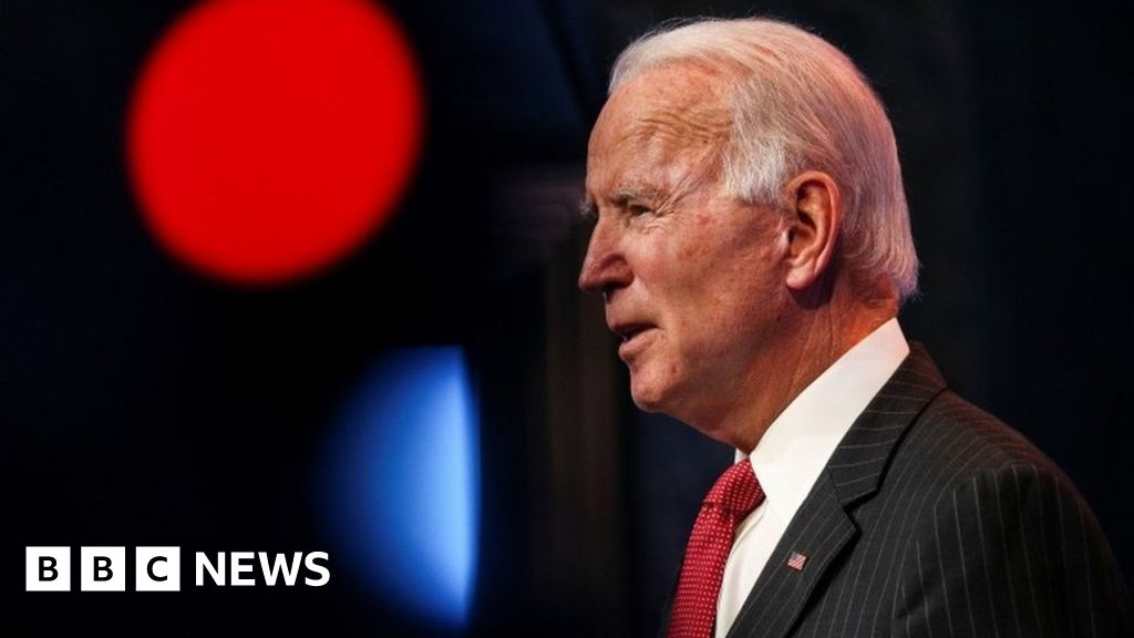 US election 2020: Biden unveils team to 'make us proud to be American'